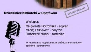 """""""Spotkania ze sztuką - Opatówek 2021"""""""